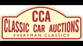 About Classic Car Auctions