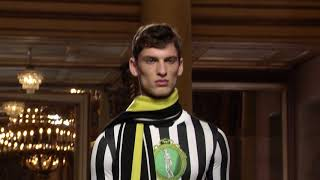Versace Fall Winter 2018 Men's Fashion Show