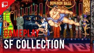 Gameplay Adrenaline - pancadaria retrô com Street Fighter 30th Anniversary Collection!