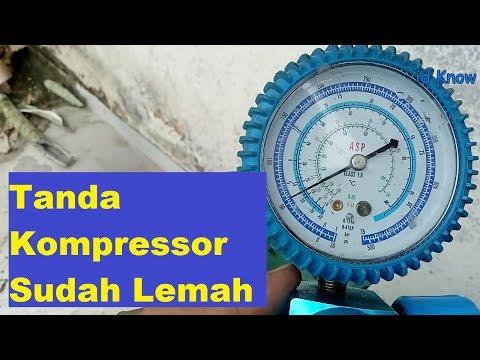 Tanda Kompressor AC sudah Lemah #id Know