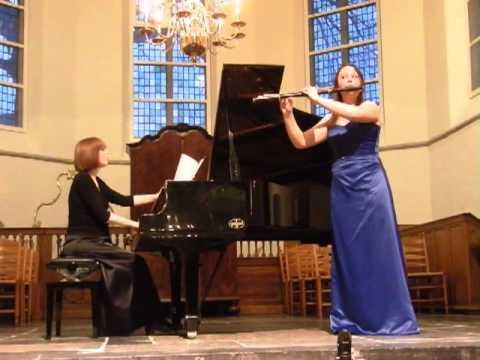 C.P.E. Bach: Hamburger sonate - Anne Brackman & Cathelijne Noorland