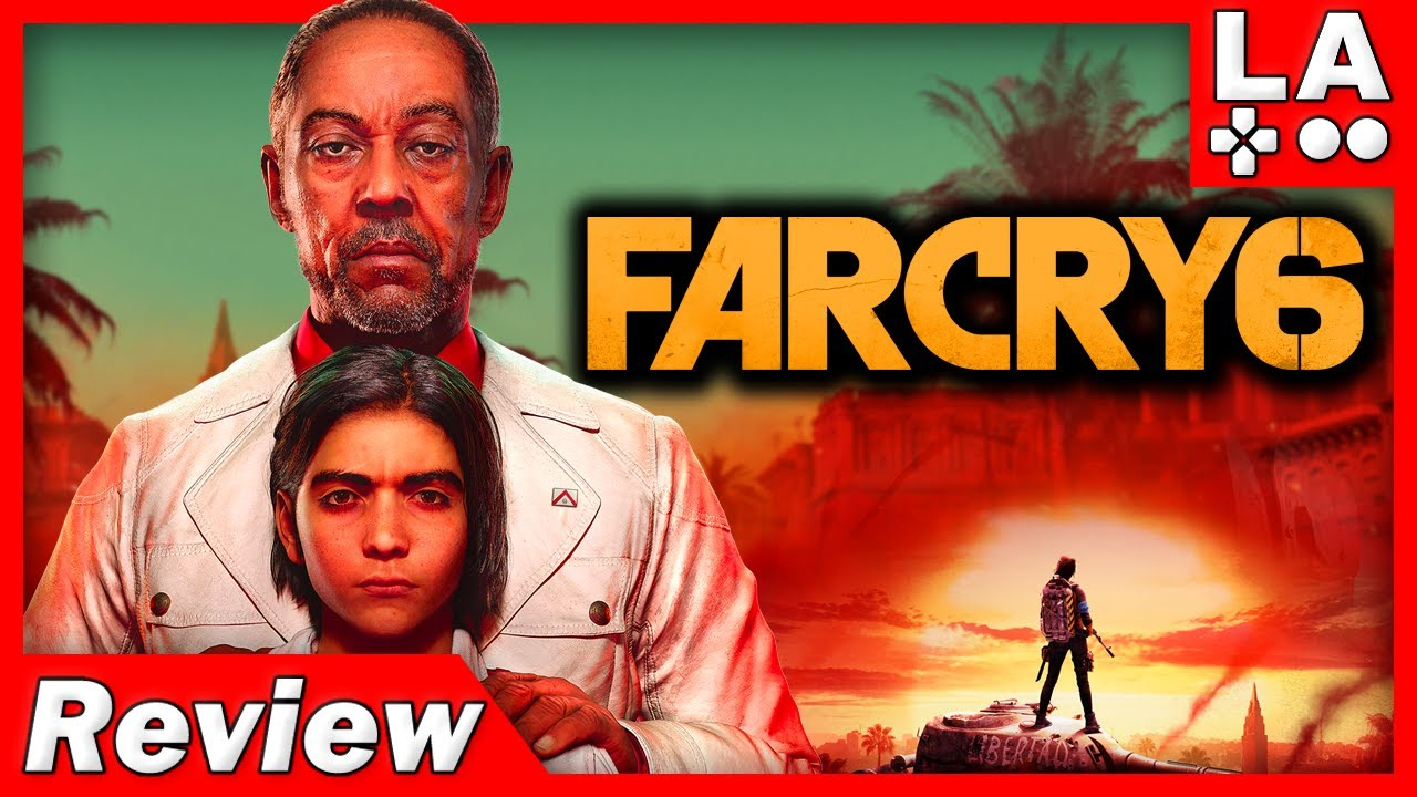 Far Cry 6 Review (PS5, Xbox Series X, PC) (Video Game Video Review)