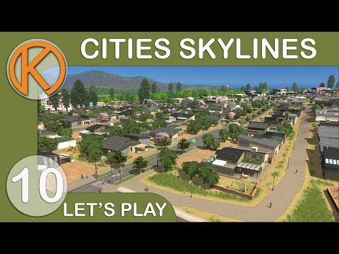 Cities Skylines Modded  | CITY CENTER - Ep. 10 | Let's Play Cities Skylines Gameplay
