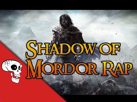"""SHADOW OF MORDOR RAP by JT  - """"Grave Rocker"""""""