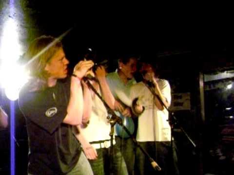 Davee Mach, Jet Set Disco & Sychatrissi killing Black Sabbath - Paranoid - June 08
