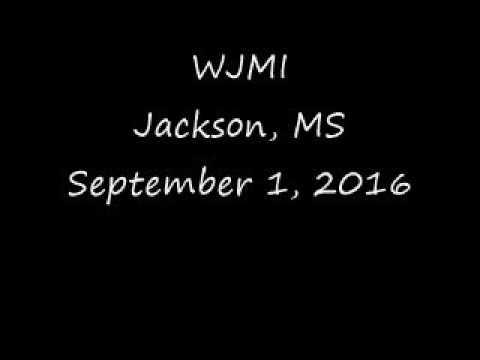 WJMI Jackson, MS September 1, 2016