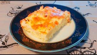 193.Вкусная запеканка из цветной капусты с сыром
