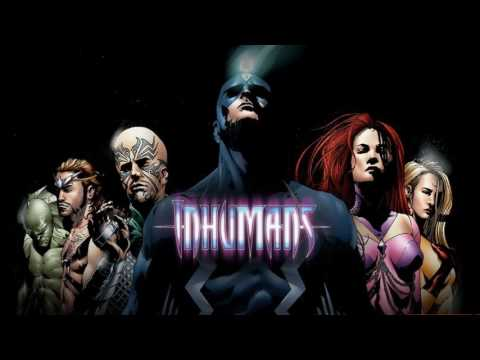 Soundtrack The Inhumans (Theme Song) - Musique Inhumans (film + série)