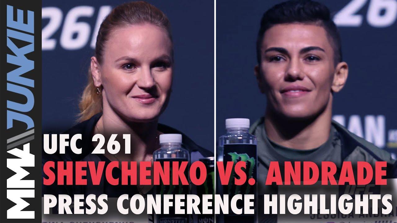 Valentina Shevchenko dominates Jessica Andrade to retain UFC ...