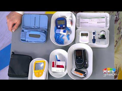 Приборы для здоровья: глюкометр.  Жить здорово! (23.11.2018) | медицина | малышева | здоровье | продеус | дмитрий | дельман | ведущий | ведущая | болезнь | продюс