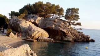 Brela ─ Baška Voda✿Trubadurzy z Dubrownika Szumi Morze ✿