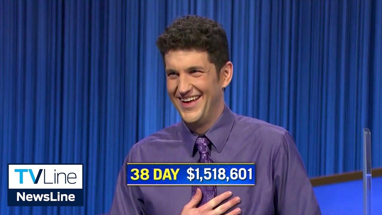 Matt Amodio's 'Jeopardy!' Streak Ends After 38 Wins
