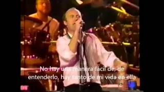 "PHIL COLLINS ""Two hearts"" (Live"