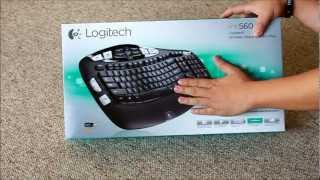 logitech mk560 keyboard and mouse combo