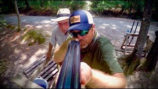 Deep River Sporting Clays and the Southern Side by Side Classic