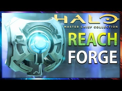 Halo Reach MCC - Forge Is Better Than Ever!
