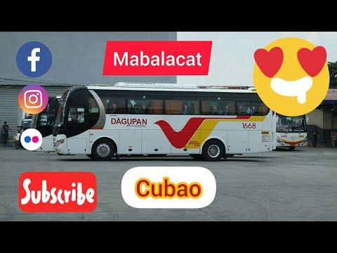 Dagupan Bus