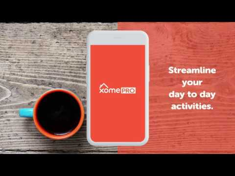 Introducing The XomePro App