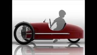 2009 Morgan Supersport Junior Pedal Car Videos