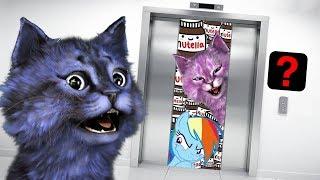ОБЫЧНЫЙ ЛИФТ в РОБЛОКС / The Normal Elevator ROBLOX