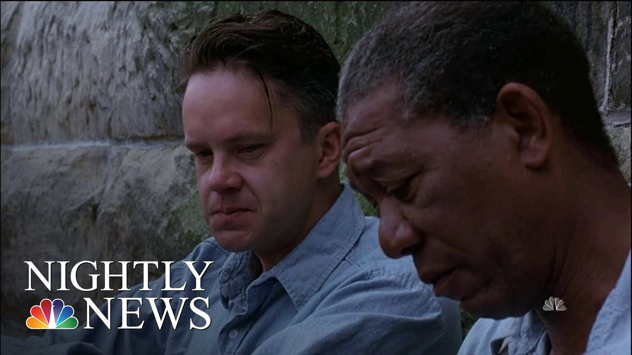 'The Shawshank Redemption' Celebrated On 25th Anniversary | NBC Nightly News