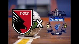 Campeonato Gaucho de futsal - Pop CenterX Fuleragem -11-09-19