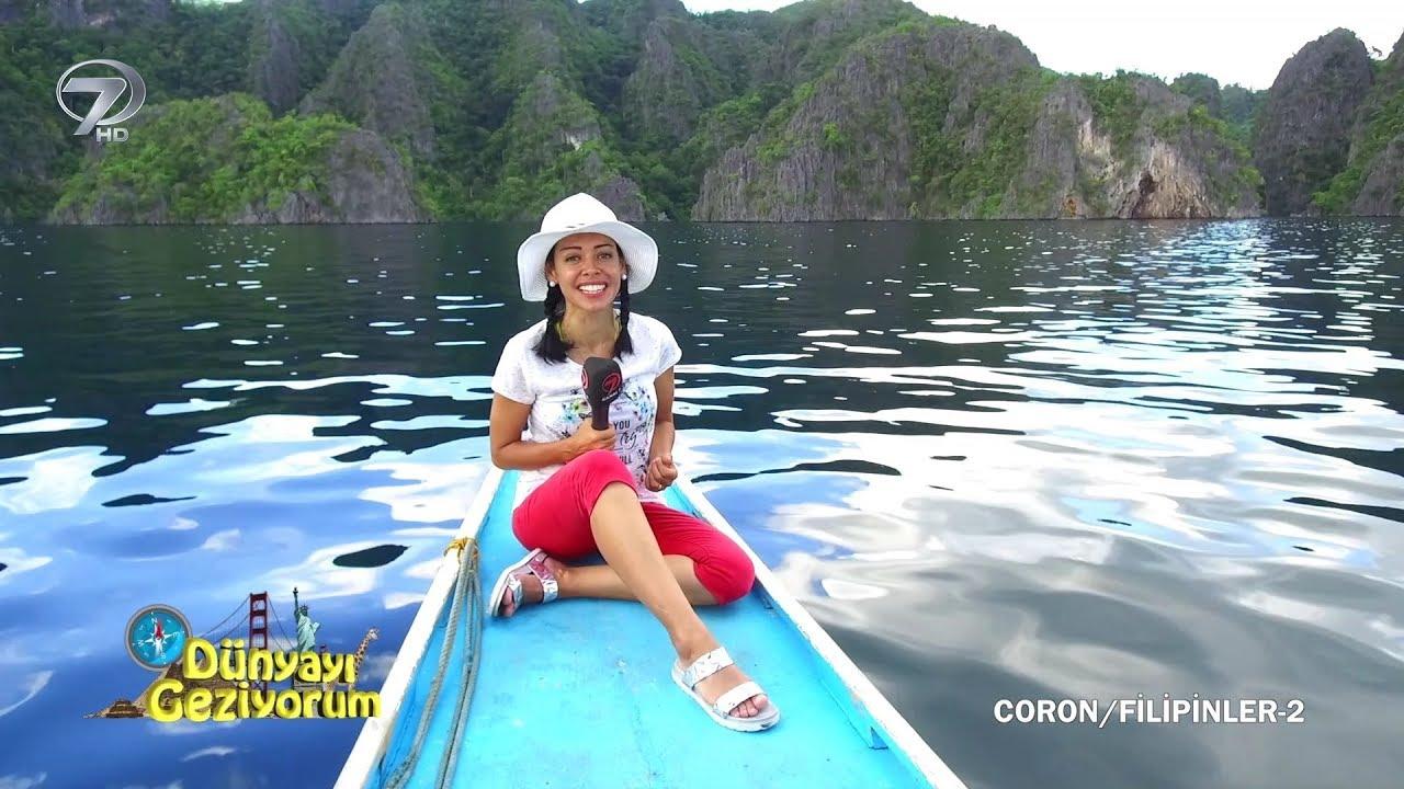 Dünyayı Geziyorum - Filipinler-2