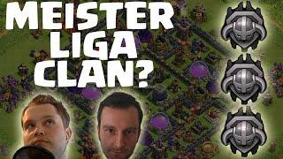 [facecam] MEISTER LIGA CLAN? || CLASH OF CLANS || Let's Play CoC [Deutsch/German HD]