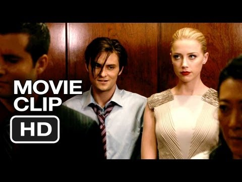 Syrup Movie CLIP - Finding You Very Attractive (2013) - Amber Heard Movie HD