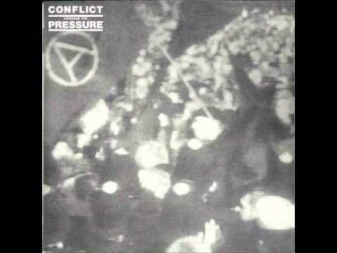 Conflict - Law And Order (Throughout The Land) (1984)