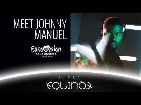Meet JOHNNY MANUEL from EQUINOX - EUROVISION 2018 - BULGARIA - BONES | БНТ ЕВРОВИЗИЯ БЪЛГАРИЯ