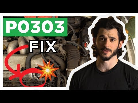 P0303 Explained (Simple Fix) - Cylinder 3 Misfire