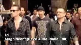 U2 - Magnificent (Dave Aude Radio Edit)