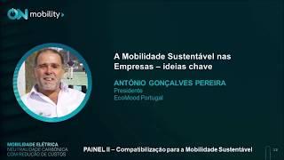 Evento ON MOBILITY A Mobilidade Sustentável nas Empresas – ideias chave