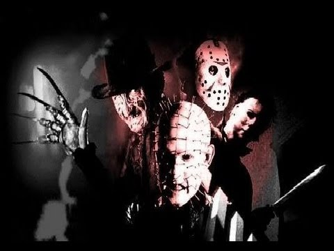 Michael Myers,Freddy Krueger and Jason Voorhees - YouTube