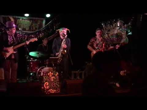 P.L. & The  Mardi Gras Mambo Combo IKO IKO/GO TO THE MARDI-GRAS