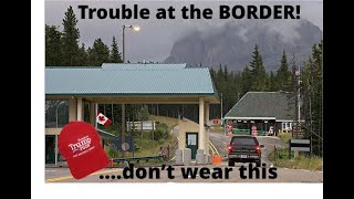 """Update """"Trouble at the Border"""" ... a WOW moment"""