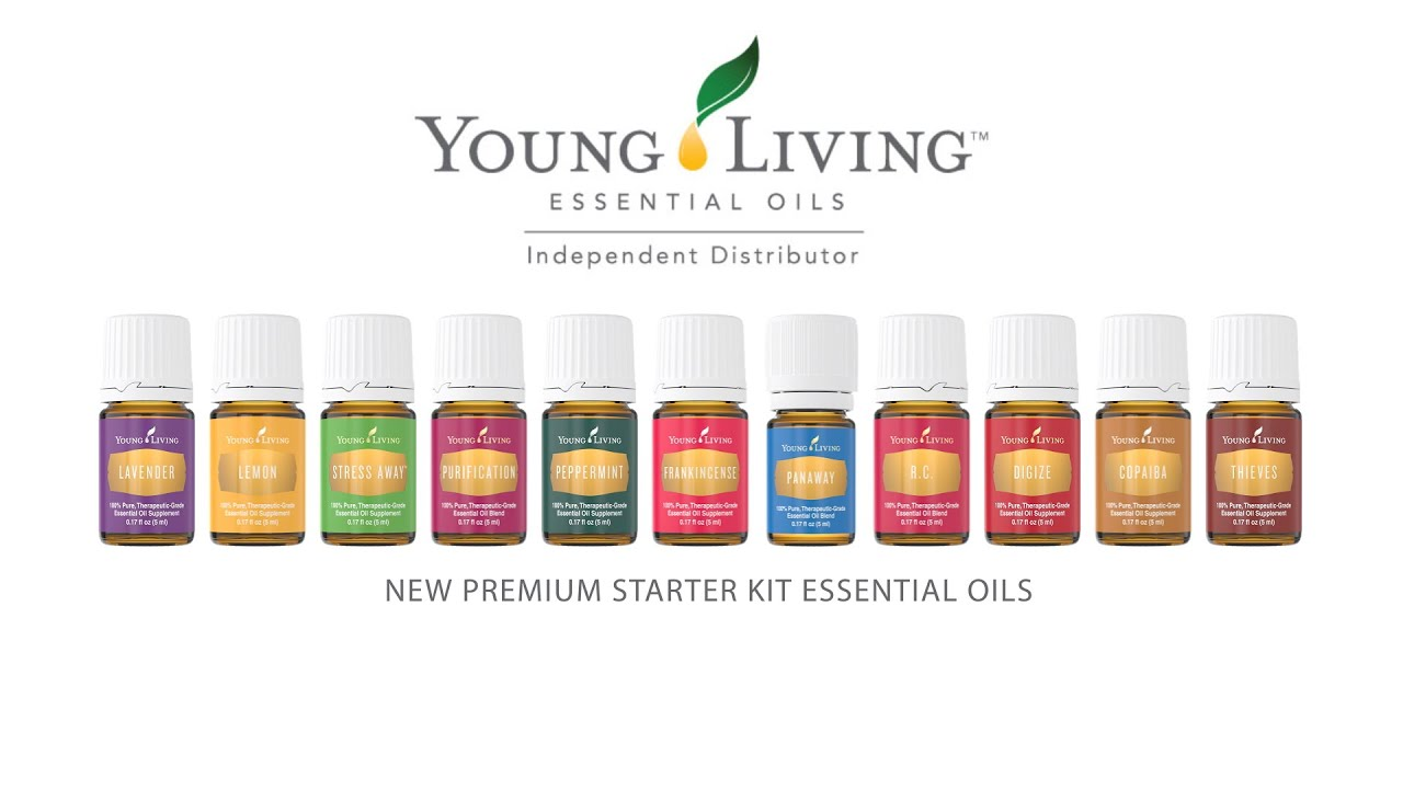 Young living essential oils premium starter kit video for Wohnlandschaft young living