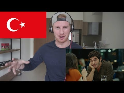 Çağatay Akman - Bizim Hikaye (Official Video) // TURKISH MUSIC REACTION