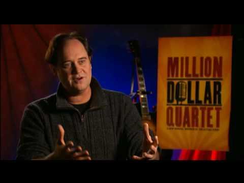 MILLION DOLLAR QUARTET  Meet Lance Guest