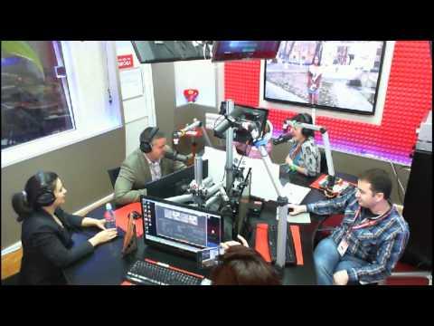 Radio Aurora 100.7 FM.  Andrey Pyatakhin
