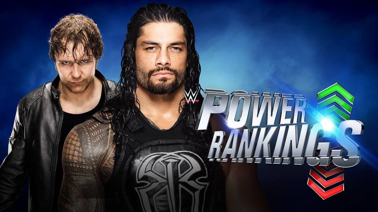 Make 3d Live Wallpaper How Did Wrestlemania Affect Roman Reigns Amp Dean Ambrose S