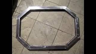 Самодельный Квадроцикл 4х4 | Рама | Опоры Двигателя | Крепление Редукторов | Туйжуг