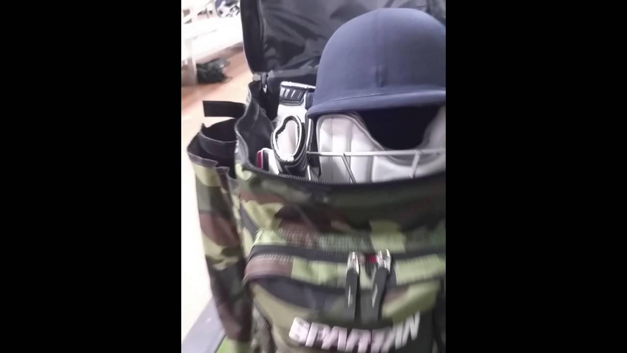 e0f7389c03 Spartan MSD Camo Duffle Kit Bag - YouTube