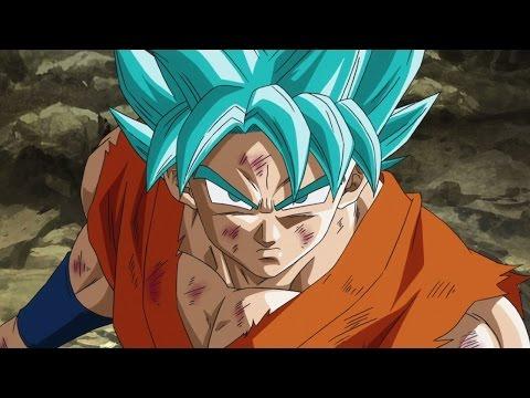 Goku vs Black with the original DBZ sound effects !
