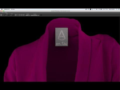 Cinema 4D - Workflow  tutorial Arnold  Render & Marvelous  Designer