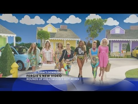 Fergie's new music video
