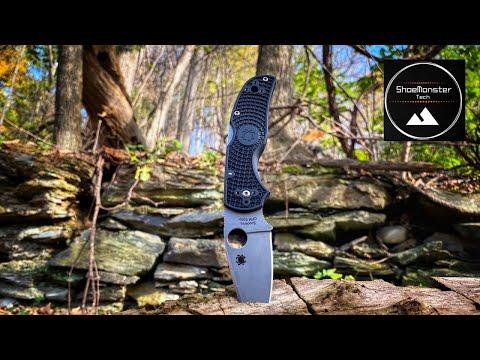 Spyderco Native 5 Lightweight EDC Knife Review