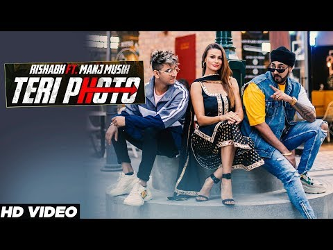 Teri Photo (Official Video) | Rishabh Feat Manj Musik | Latest Punjabi Songs 2020 | Speed Records - Download full HD Video mp4