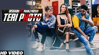 Teri Photo (Official Video) | Rishabh Feat Manj Musik | Latest Punjabi Songs 2020 | Speed Records